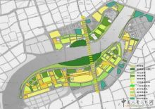 .上海世博园公园绿地规划图.....