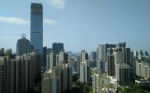 广东惠州城市一瞥