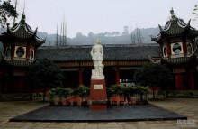 纪念馆汉白玉雕像