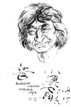 小泽征尔画像