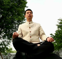 自然瑜伽呼吸法