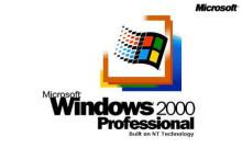 Windows 2000 界面