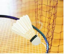 羽毛球-运动特点