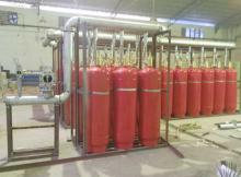 七氟丙烷灭火装置图