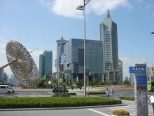 世纪广场景观