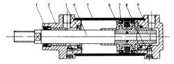 薄膜气缸图册_百度百科图片
