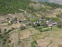松林头村图片