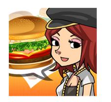 美女汉堡店汉化版