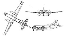 """""""大西洋""""外观的特别之处在于其葫芦型机身横截面,上半部分为增压乘员图片"""
