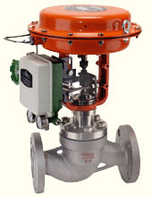 zjhp精小型气动薄膜调节阀图片