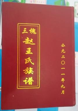 贵州桐梓三槐王氏第二次续修族谱图片
