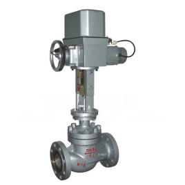 以下是单作用气动薄膜调节阀和双作用气动调节阀的两种保位方案.图片