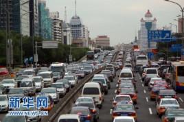 以旅游景区为例,西临高速公路位于秦始皇兵马俑的出入口,西宝高速图片