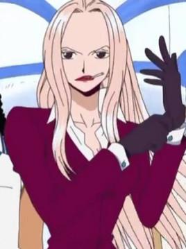 缇娜(日本动漫《海贼王》中的人物)-索隆左眼的秘密