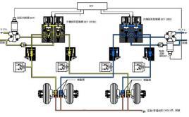 飞机液压系统图册图片