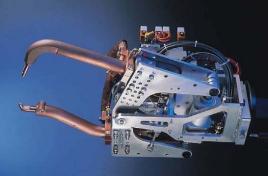 点焊机器人专用的点焊钳图片