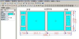 目录 1定义编辑 门窗软件是根据门窗企业大样图设计,工程材料预算图片