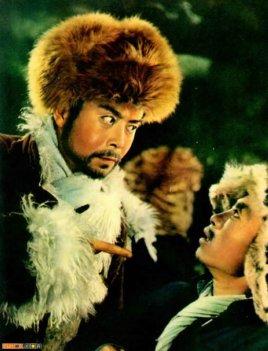 林海雪原电影����_林海雪原(1960年刘沛然执导红色经典电影)