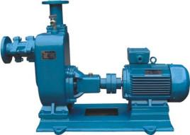 在泵的出口管路上如装有单向阀而在自吸过程中不能使泵顺利地排出气体图片