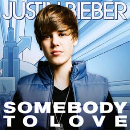 somebody to love(贾斯汀·比伯演唱歌曲)图片