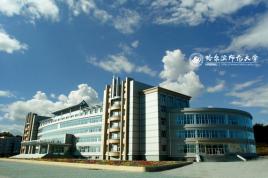 哈尔滨师范大学图书馆图片