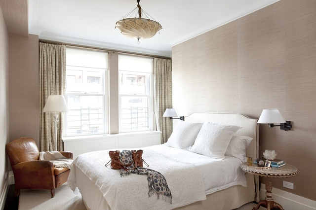 90平米小户型北欧小清新卧室装修效果图图片