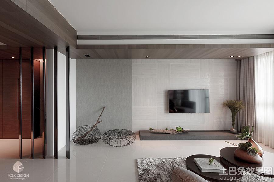 北欧风格室内客厅电视背景墙图片图片