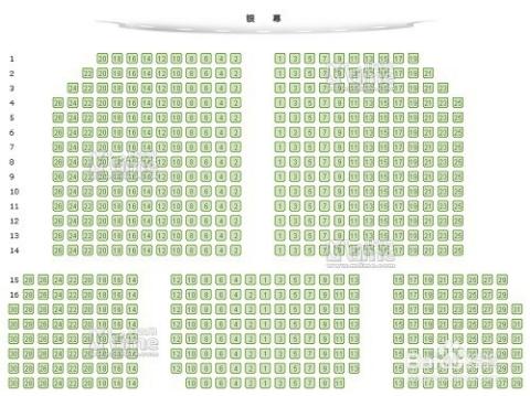 电影院座位_电影院最佳座位怎么选