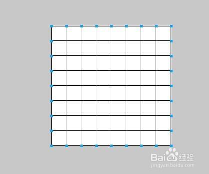 怎么用fw制作五子棋黑白棋盘图片