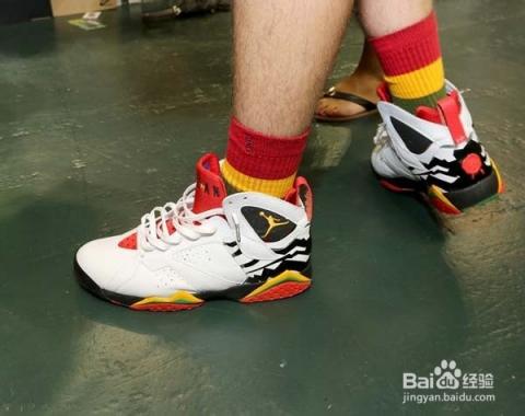 球鞋鞋带的潮流系法-无结篇图片