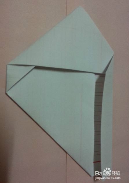 [创意折纸]如何折叠圣诞节信纸图片