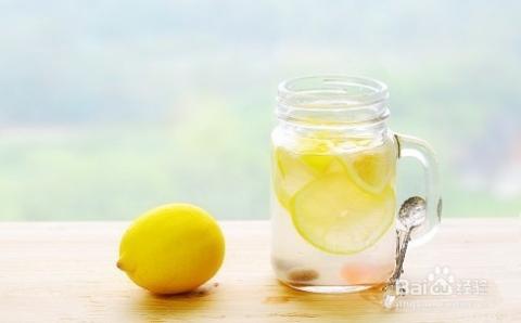 柠檬汁怎么去斑