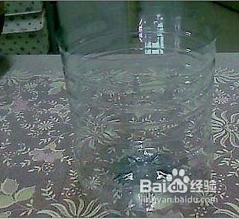 我们要以把它做成一个美丽实用的装饰品-矿泉水瓶手工制作图片