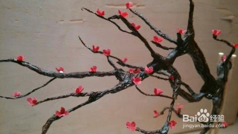 粘花网拈花