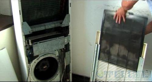 家用空调的清洗方法