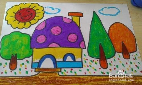 儿童学画画怎么入门?