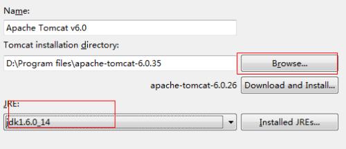 如何快速在eclipse中使用 tomcat部署项目