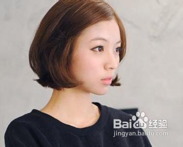 时尚个性韩式微卷短发图片