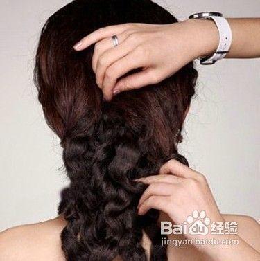 韩式短发新娘发型如何做?图片