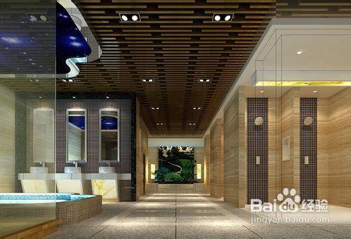 南京中心大酒店洗浴