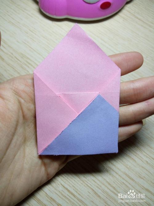 折花式信纸(7),信封图片
