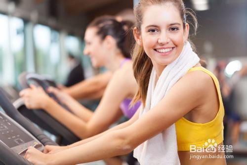 在家减肥小教程-跑步健身行业瘦身电力健体图片