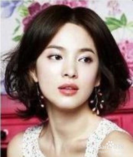 2013流行的女明星短发发型图片