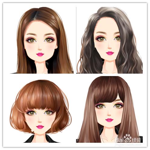 什么样的脸型配什么样的发型最适合?