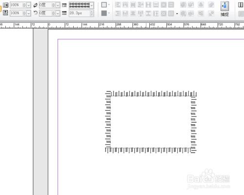 方正飞腍�yah�_方正飞翔6.0如何设置花边以及文字花边?