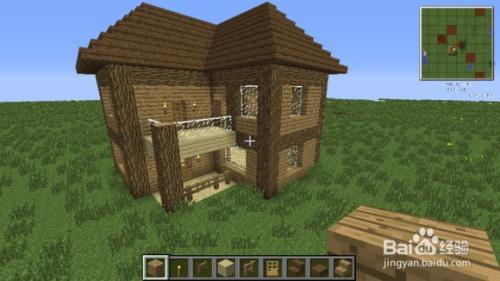 我的世界房子建筑教程图片