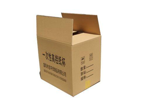 纸箱纸盒的制作过程图片