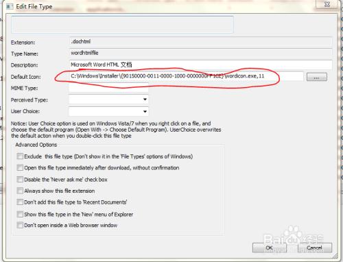 office2013文档图标不正常