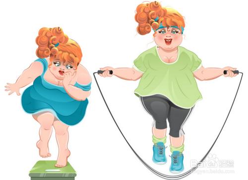 日常运动减肥,立杆见影迷胶囊瘦的减肥反应图片