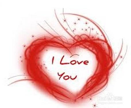 09  1 i love you forever 这是最为常见的一种表达方式,比如在电影里图片